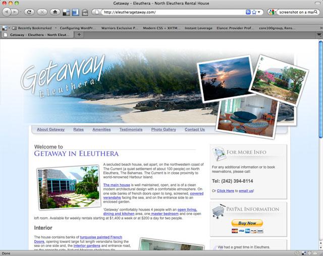 Eleuthera Getaway