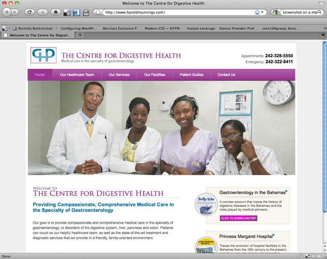 Digestive Health Bahamas