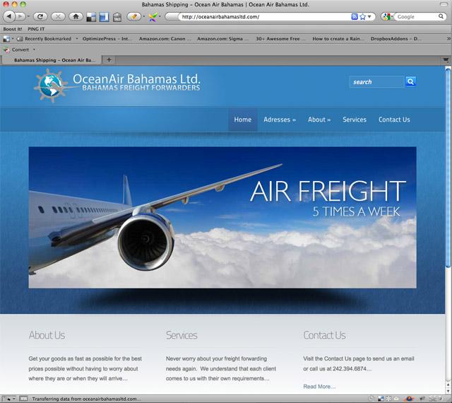 Ocean Air Bahamas